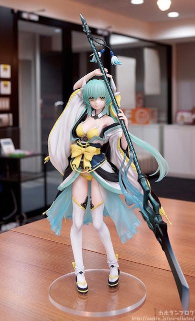 """Nuevas imágenes de Lancer/Kiyohime de """"Fate/Grand Order - Phat Company"""