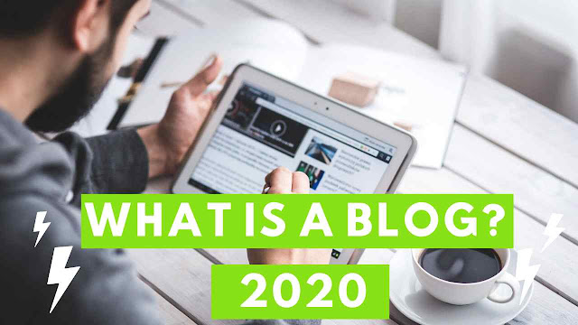 what is a blog - real defination of blog, blogging, blogger