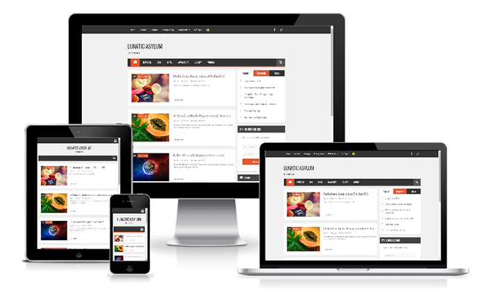 Template Blog Arlina Design