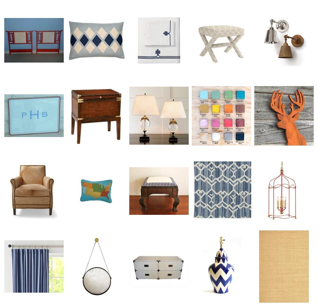 Covet Du Jour Boy S Bedroom Design Board