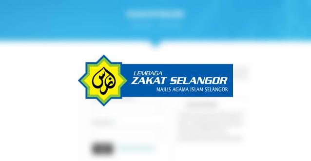 Semakan Status Bantuan Zakat Selangor 2021 Online (LZS)