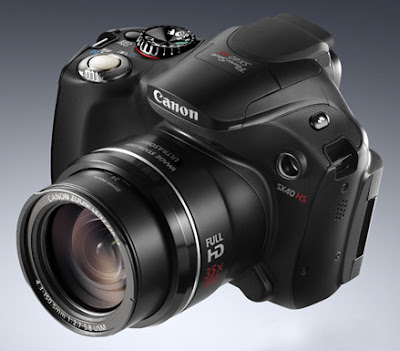 Canon PowerShot SX40 HS Camera For Sale Cape Town