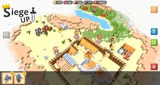 RTS Siege Up! – Medieval Warfare Strategy Offline apk mod