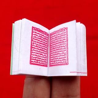 Khasiat Kitab Stambul Tinta Merah Asli
