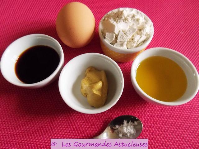Les gourmandes astucieuses cuisine v g tarienne bio saine et gourmande faite maison - Mayonnaise sans vinaigre ...