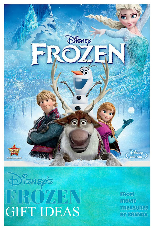 Best Frozen Gift Ideas: Here's a page of wonderful gift ideas for anyone who loves Disney's Frozen movie.