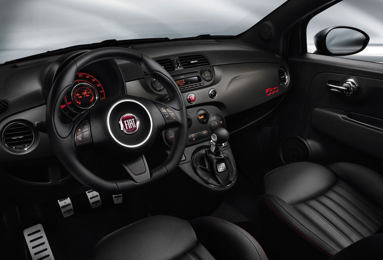 Fiat 500 Gq A Manly Special Series For Geneva The Fiat And Abarth