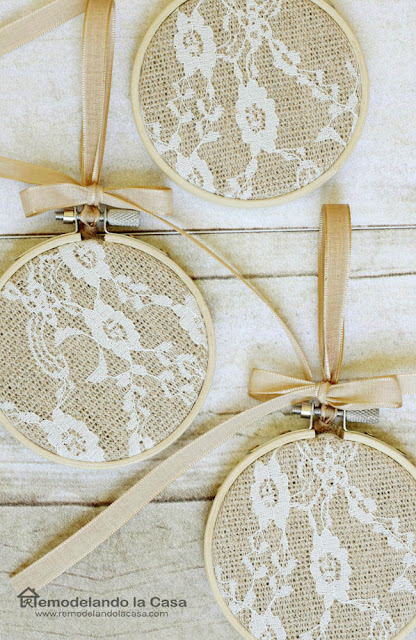 neutral, monochromatic, bows, burlap