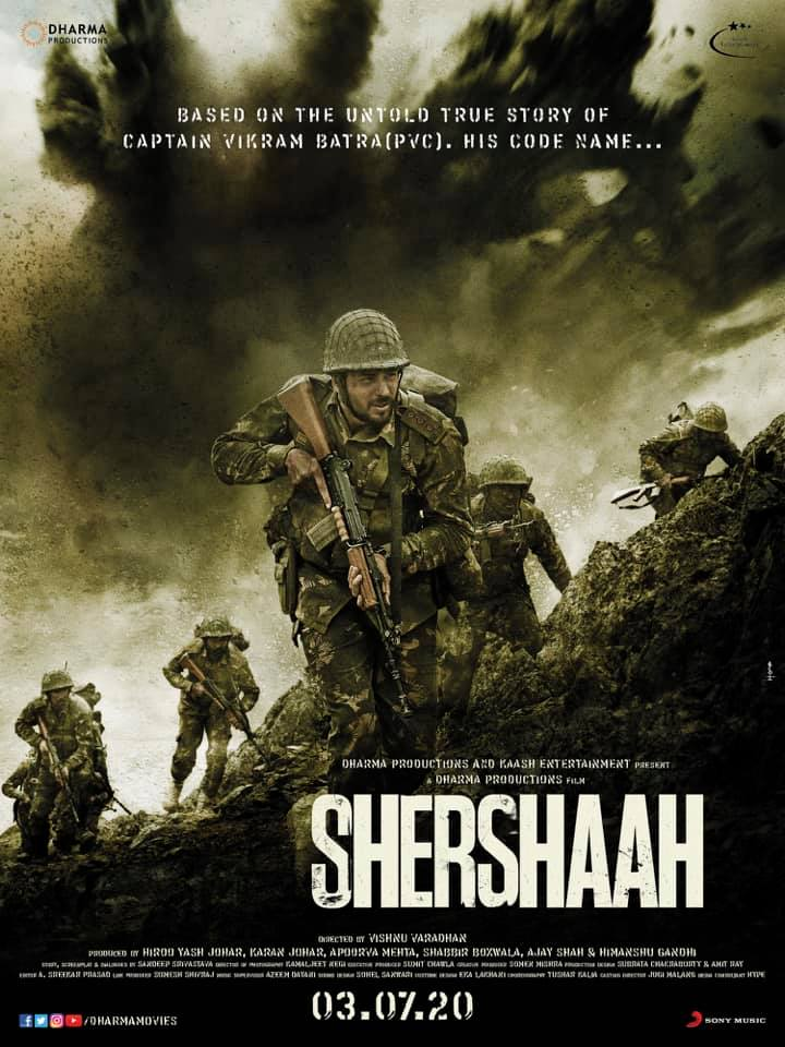 Shershaah (2020) Full Cast & Crew, Release Date, Budget, Wiki, Story, Trailer, Songs, Shershaah 2020 Movie Box Office, Budget, Hit or Flop, Predictions