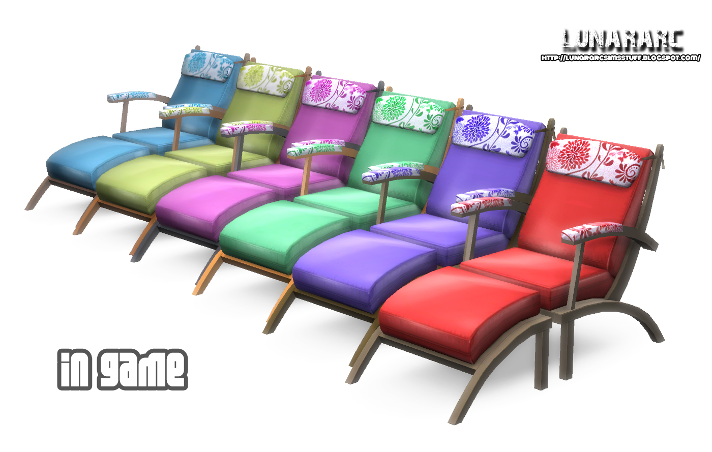 Hanging Chair The Sims 4 1970 Kitchen Table And Chairs Lunararc Luana Lounge