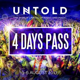 Cumpara de aici online bilet la Untold 2017