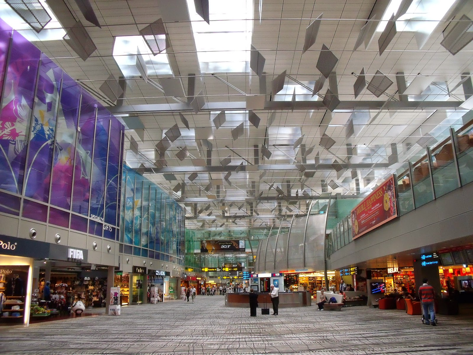 10 Bandar Udara Internasional Terbaik di Dunia Tahun 2014
