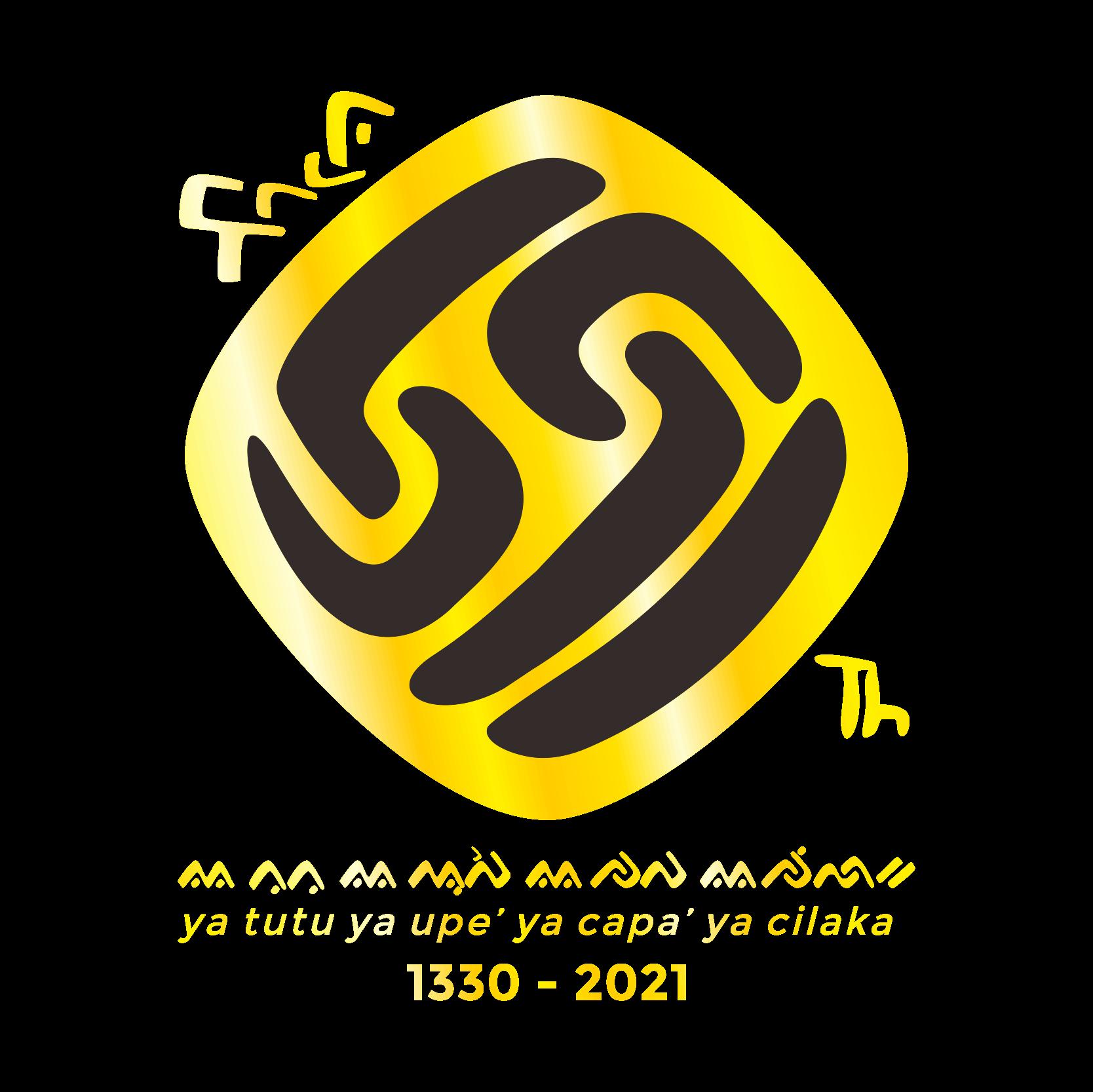 Logo dan Tema Hari Jadi Bone HJB ke-691 Tahun