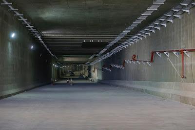 Línea Amarilla: Vinci Inspecciona el Megaproyecto