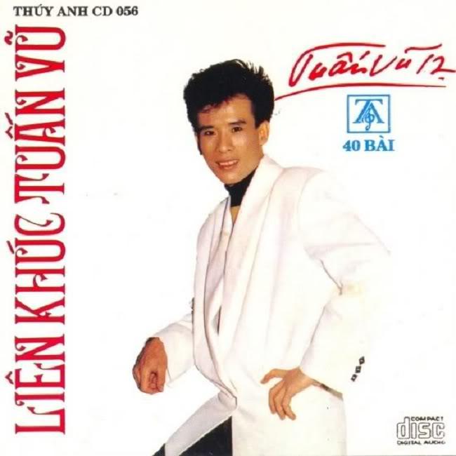 CD nhạc Liên Khúc Tuấn Vũ 1 (1991) [WAV]
