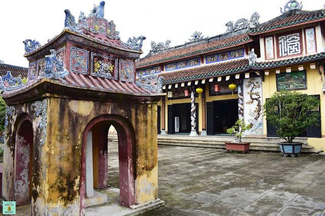Chua Phuoc Lam Pagoda, Hoi An