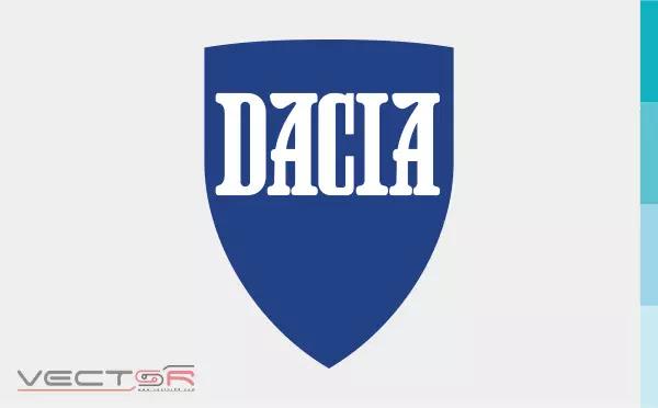 Automobile Dacia S.A. (1997) Logo - Download Vector File SVG (Scalable Vector Graphics)
