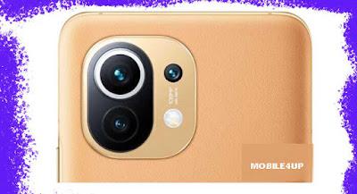 كاميرا هاتف Xiaomi mi 11