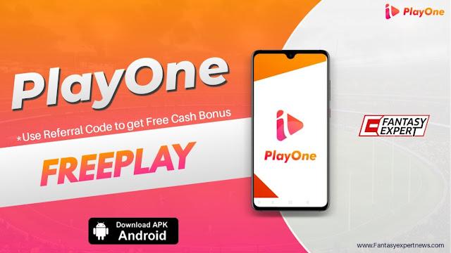 PlayOne Referral Code, App Download & Get ₹50 Sign Up Bonus