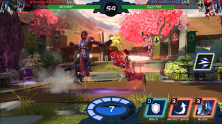 Power Rangers: Legacy Wars v1.6.1 Mod Apk Unlimited All