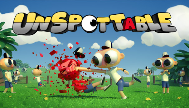Unspottable Review: A very effective party-game where you have to hide in the crowd