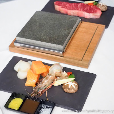 Best seaood in Singapore