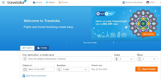 Traveloka - Flight and hotel booking made easy
