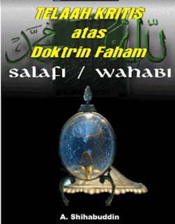 Buku Telaah Kritis atas Doktrin Faham Salafi Wahabi