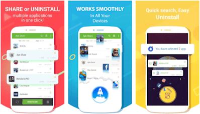 Cara Mengirim Aplikasi Lewat Bluetooth - 1