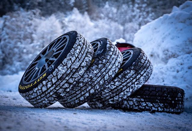 Pirelli Monte Carlo Rally