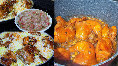CHICKEN MANDI RECIPE