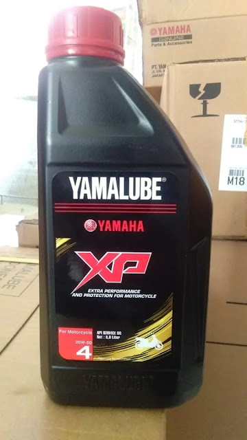 Promo YAMALUBE XP