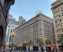San Francisco 'starwood Luxury Privileges' Hotels