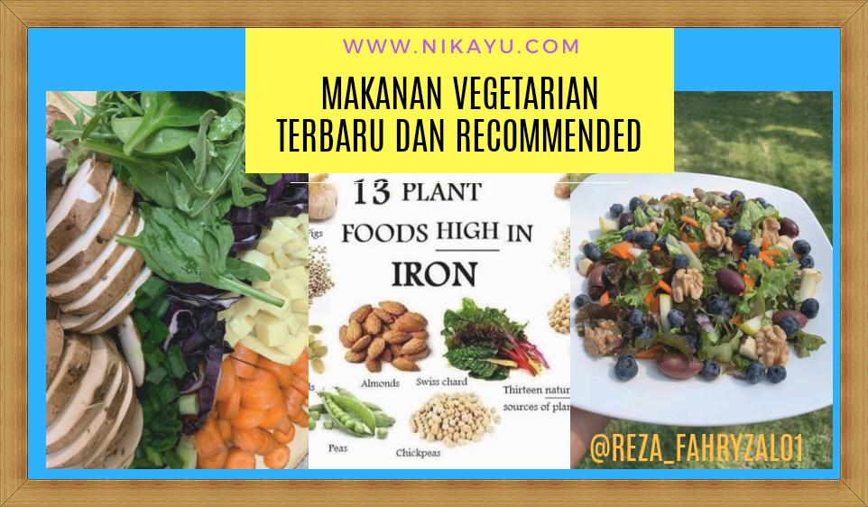 Recommended: Makanan Vegetarian Terbaru, Bentuk Tubuh Ideal