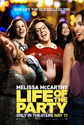 Life of the Party (Web-DL 720p Ingles Subtitulada) (2018)
