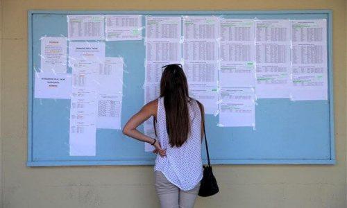 Αγωνία τέλος για τους περίπου 100.000 υποψηφίους για την εισαγωγή στην Τριτοβάθμια Εκπαίδευση, καθώς ανακοινώθηκαν τα αποτελέσματα των Πανελλαδικών Εξετάσεων 2020 για εισαγωγή στην Τριτοβάθμια Εκπαίδευση.