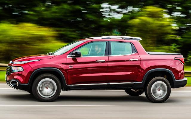 Fiat Toro 2.0 Diesel 4x4