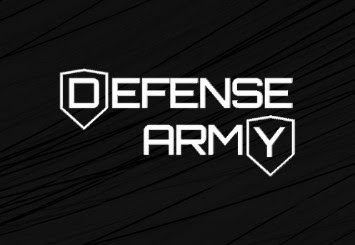 Defense Army Brand Logo
