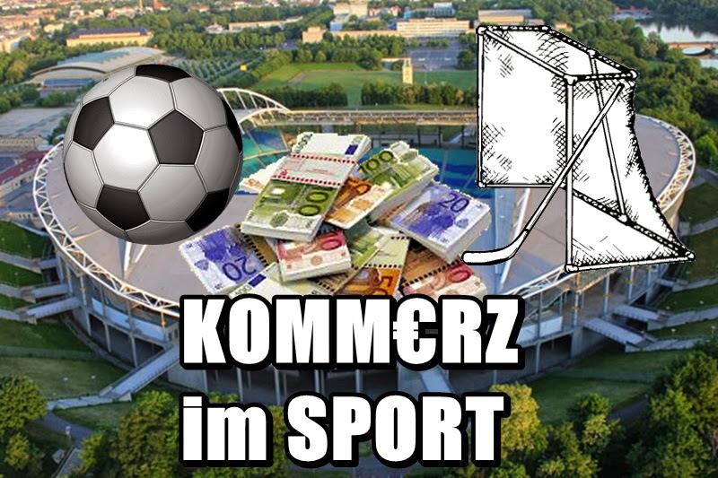 Kommerzialisierung Im Sport