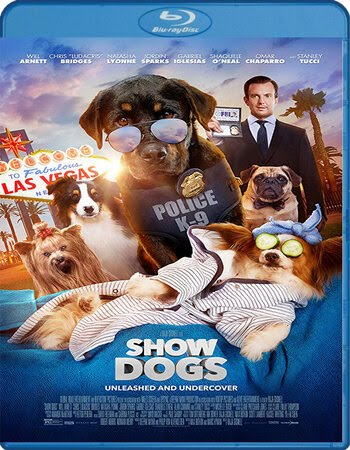 Show Dogs (2018) Dual Audio Hindi 480p BluRay x264 300MB ESubs Movie Download