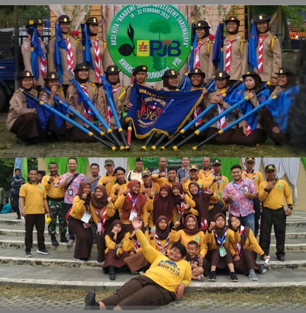 Hari Kedua Festival Aksi Kita 2020, Pramuka Kwaran Tarumajaya, 26 Sekolah Ikuti LKBBT, Ini Kata Samsudin