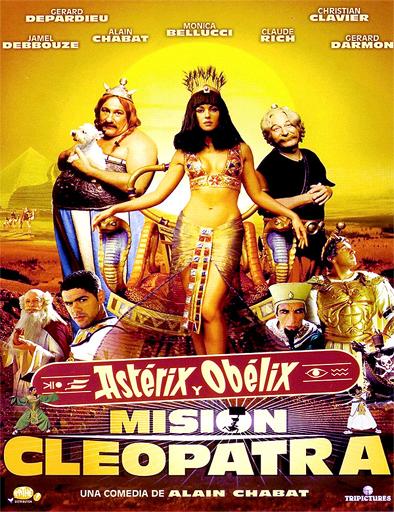 Ver Astérix y Obélix: Misión Cleopatra (2002) Online