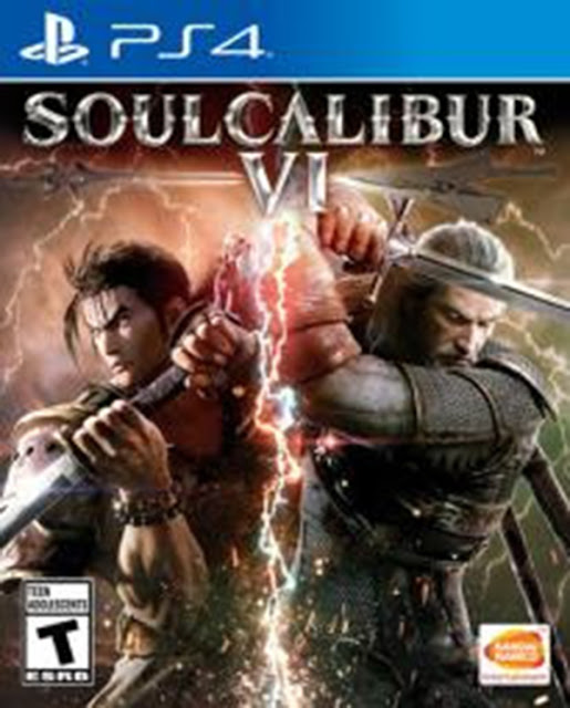 SOULCALIBUR VI Play Station 4 Standard Editiononly $48.95 (was $59.99) with Free Shipping