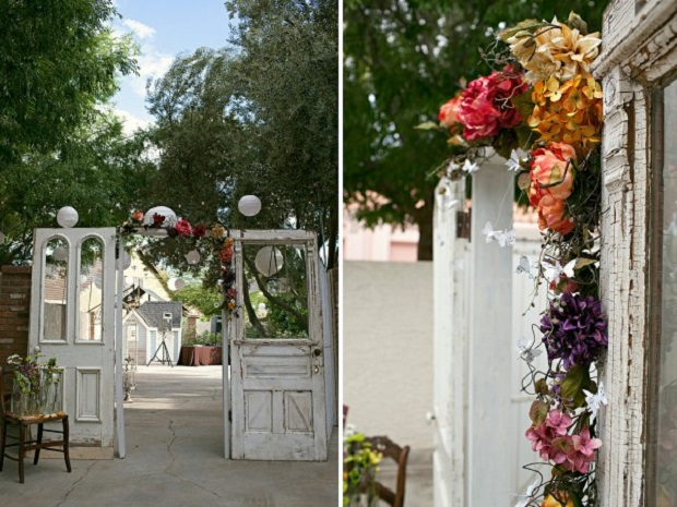 Jardín vintage - Guia de jardin