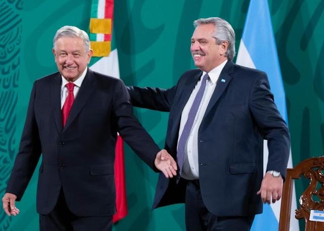 Argentina y México profundizan relaciones bilaterales