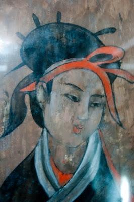 Wenguang Huang,  Strażnik trumny, Okres ochronny na czarownice, Carmaniola