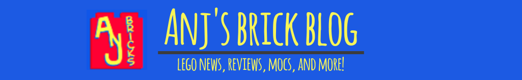 AnJ's Brick Blog