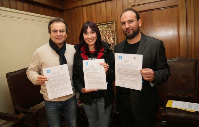 """""""Mi Amigo Alexis"""" será exhibida en el Cine Municipal de Río Bueno"""