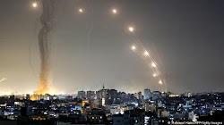 Hamas bắn 1500 quả Rocket vào lãnh thổ Israel