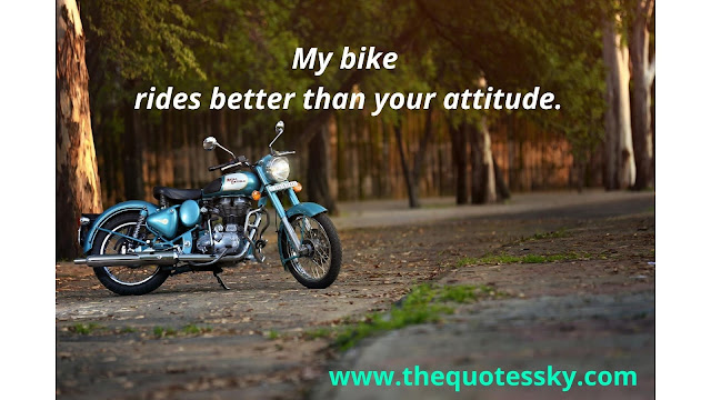200+ Famous Bike Quotes, Captions and Status for Bike Lovers in 2020